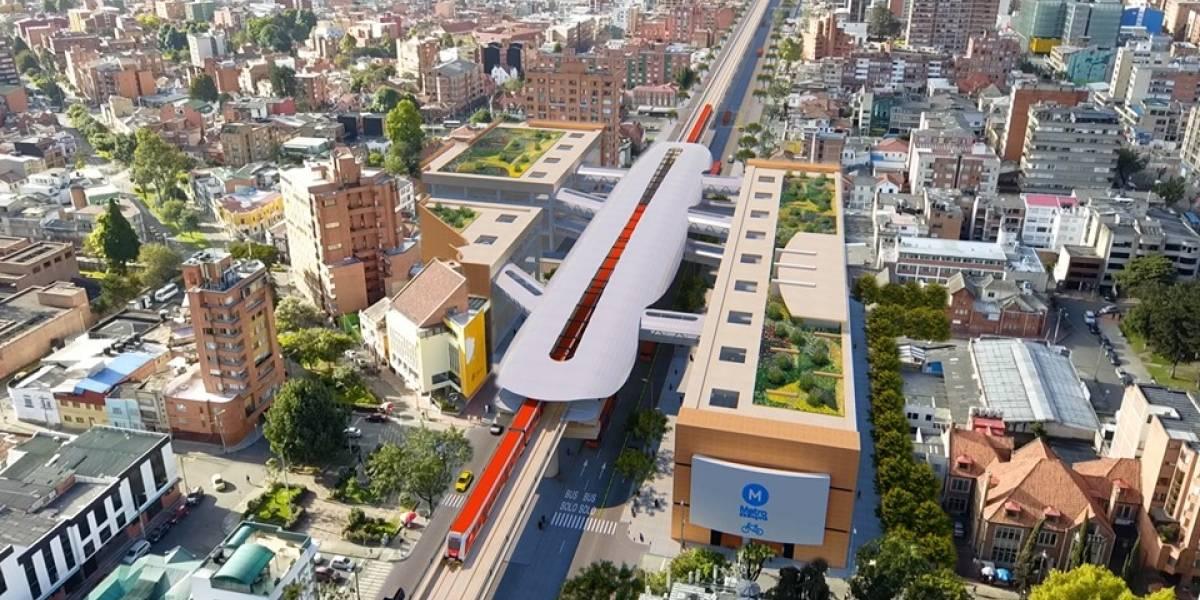 Ya se decidió: Consorcio chino se encargará de construir el metro de Bogotá