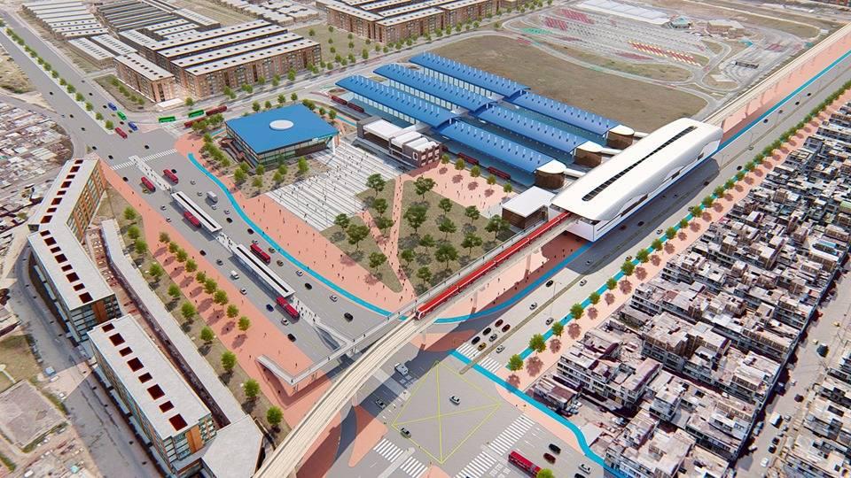 Consorcio chino construirá metro en la congestionada Bogotá