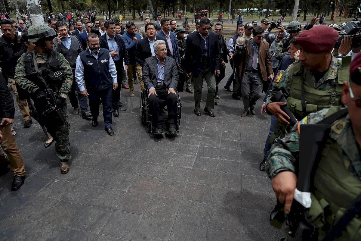 Gobierno Ecuador abre línea de crédito para comercios afectados por protestas EFE