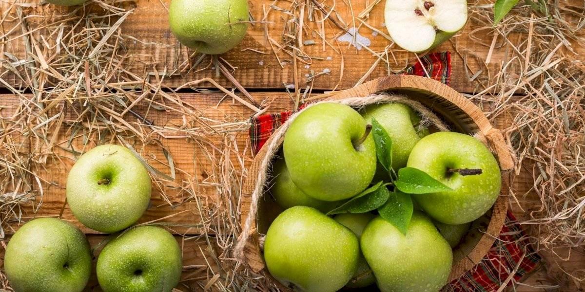 5 benefícios de comer maçã verde