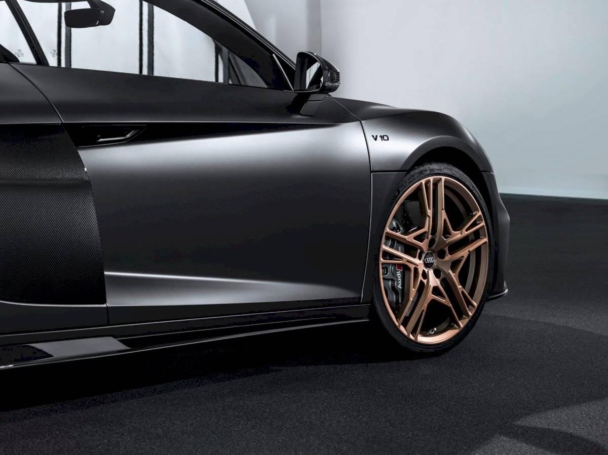 Audi R8 Decennium ya está en México Cortesía