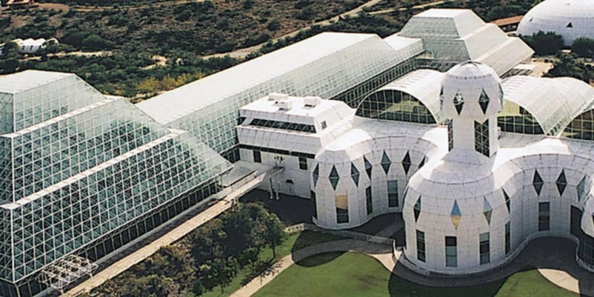 """Inundaron la """"Biosfera 2"""" con CO2 para ver cómo la selva tropical es afectada"""