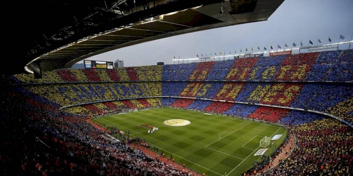 El Camp Nou cambiará nombre a partir de la próxima temporada