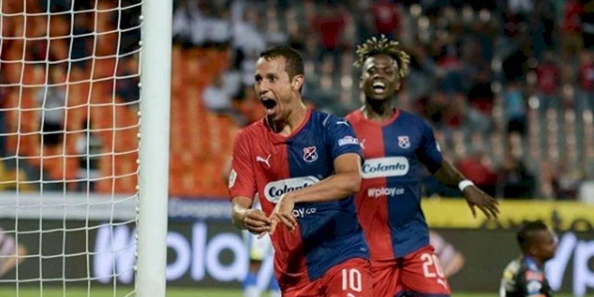 Video de los goles de Medellín vs. Pasto ((Semifinal, Copa Águila))