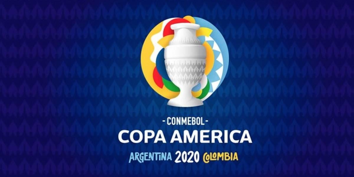 La Copa América Argentina-Colombia 2020 presentó su logo