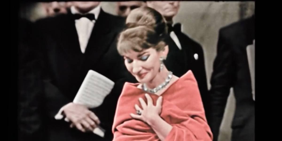 La ópera de María Callas llega al cine desde una mirada íntima