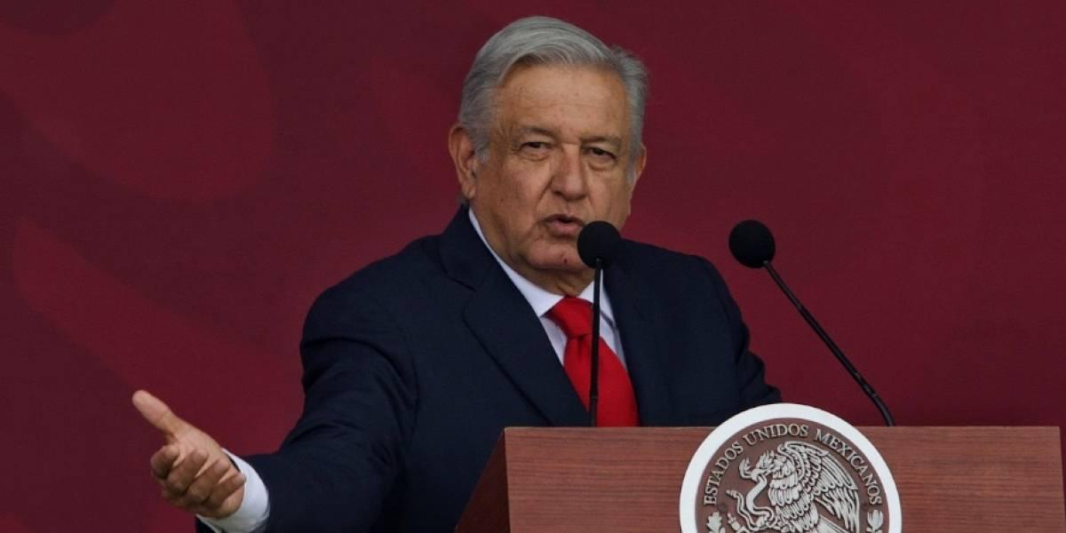 Convoca AMLO a gabinete de seguridad por crisis en Culiacán