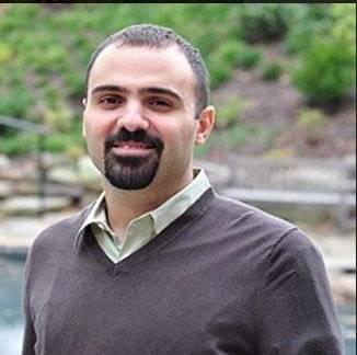 Samer Abboud profesor asociado de estudios interdisciplinarios globales en la Universidad de Villanova, Estados Unidos
