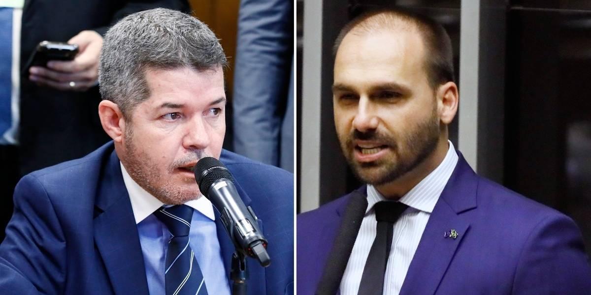 Entenda a disputa pela liderança do PSL na Câmara dos Deputados