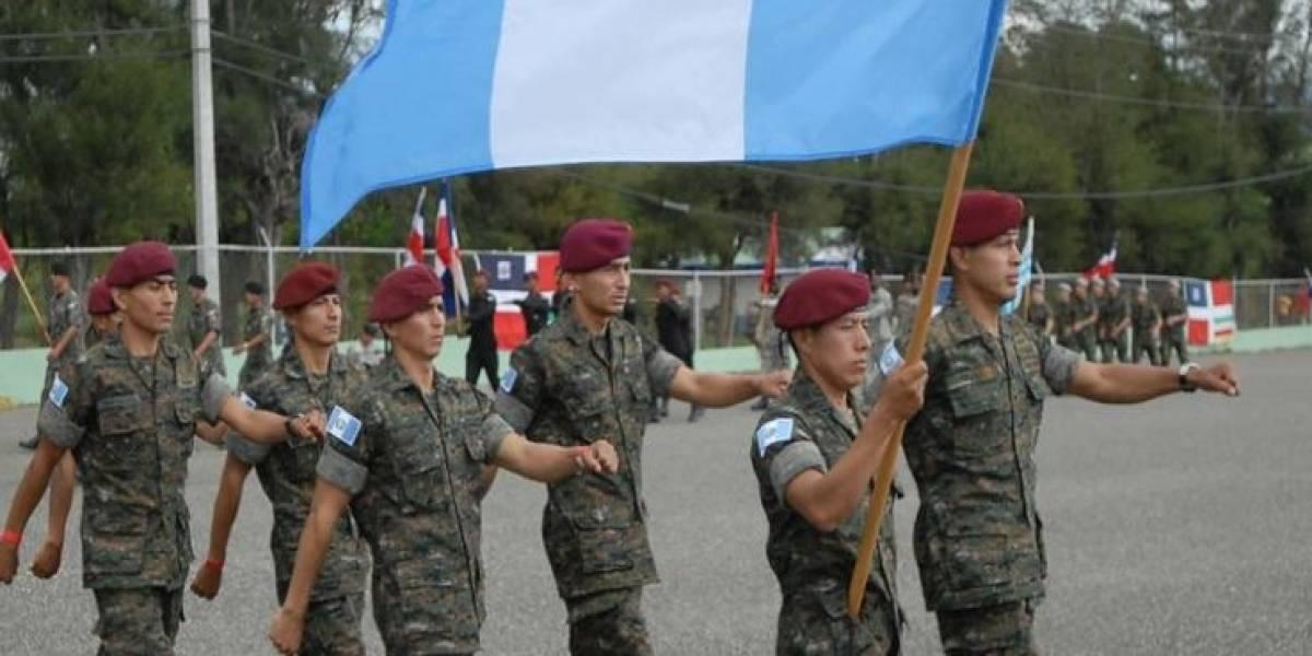 Equipo del Ejército de Guatemala participará en Vuelta Ciclística