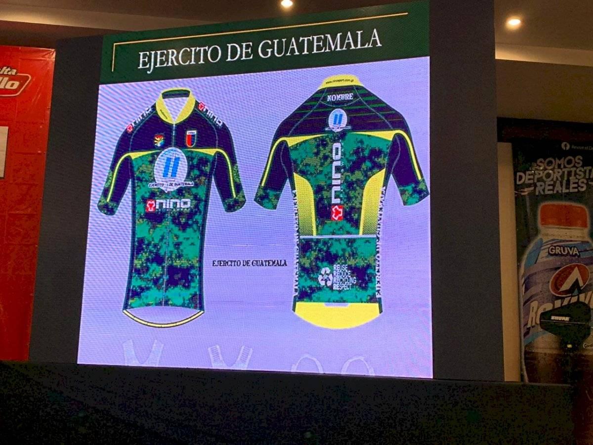 Equipo del Ejército de Guatemala