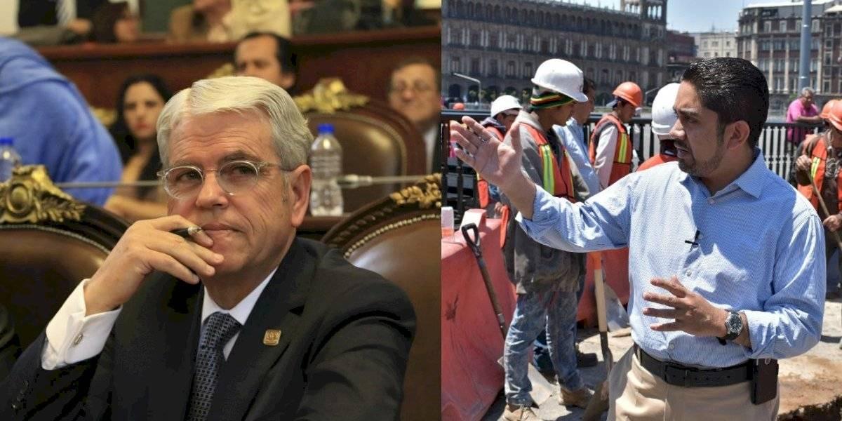 PGJ busca a ex secretarios de Obras y Desarrollo Urbano de la CDMX