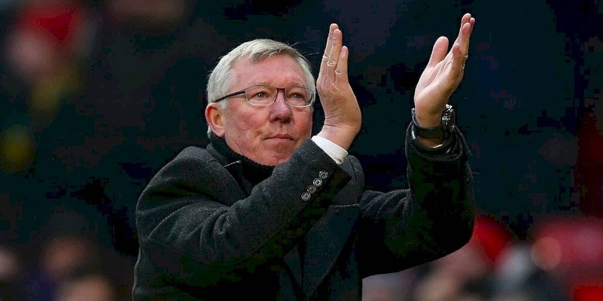Escándalo: Ferguson acusado de arreglar un partido de Champions