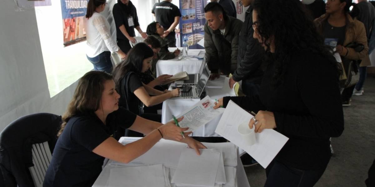 ¿Busca trabajo? Abren convocatoria con 1588 vacantes laborales para Bogotá