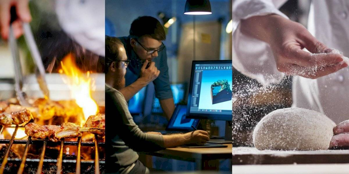 ¿Te gustaría ser parrillero o animador 3D? Intecap ofrece varios cursos y carreras