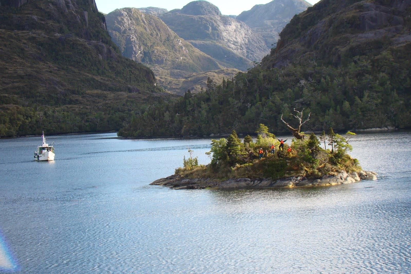 Insólito: 11 mil islas en Chile no tienen nombre y ahora tu podrás bautizarlas