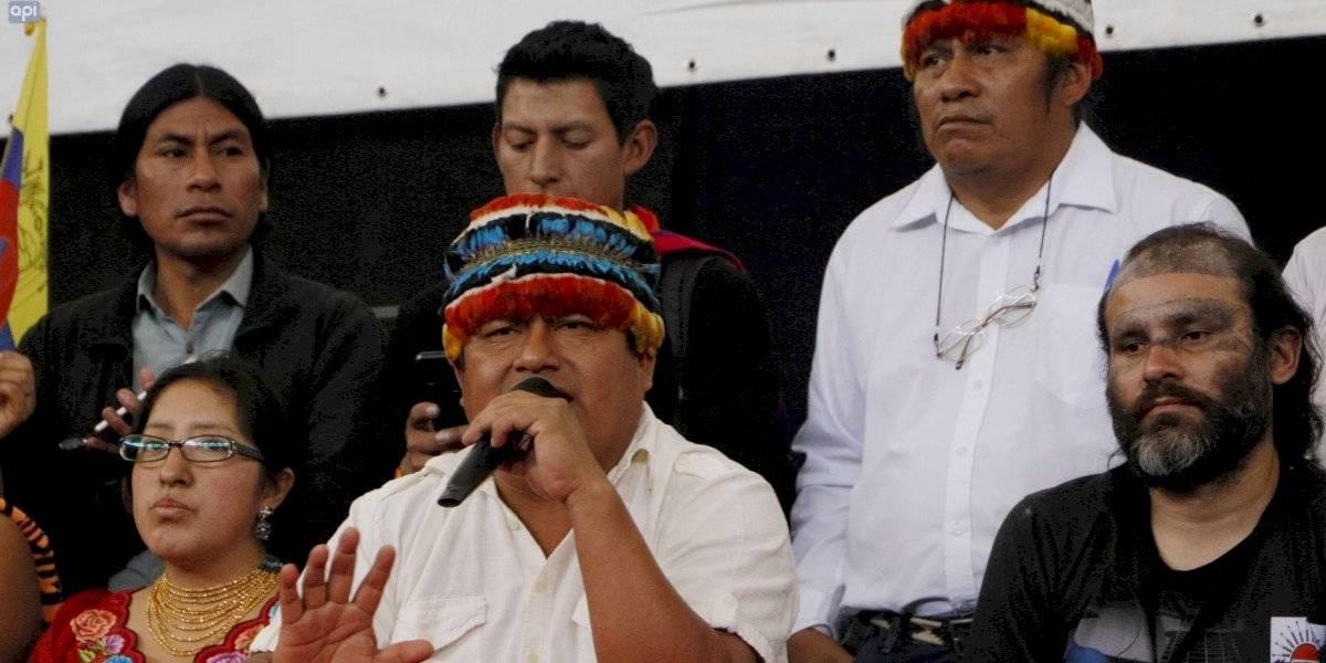 Movimiento indígena se prepara para las próximas elecciones