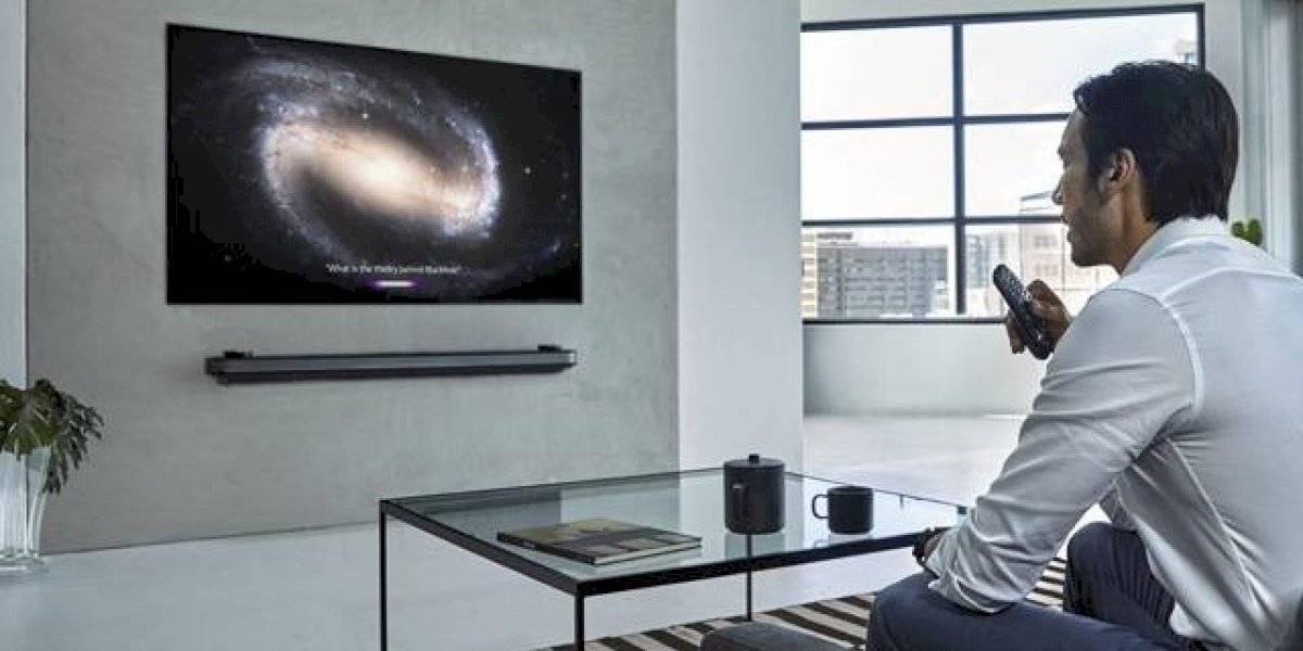 Presentan nueva línea de televisores que contribuye a la sostenibilidad del planeta