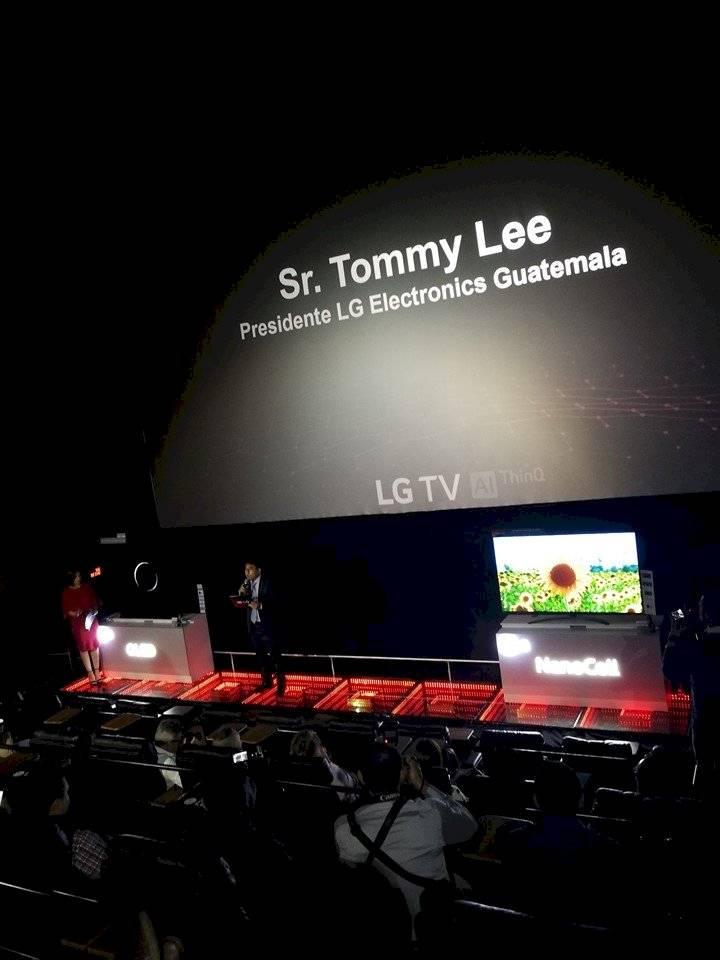 LG TV IA ThinQ