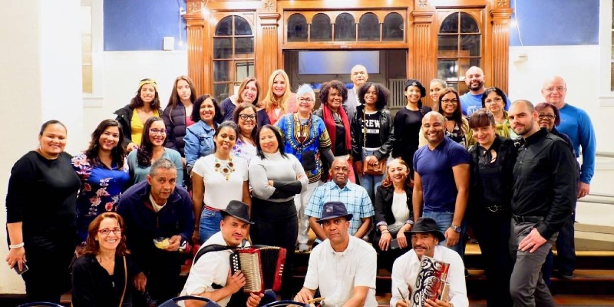 Xiomarita Pérez imparte charlas en EE.UU. sobre Folklore e Identidad