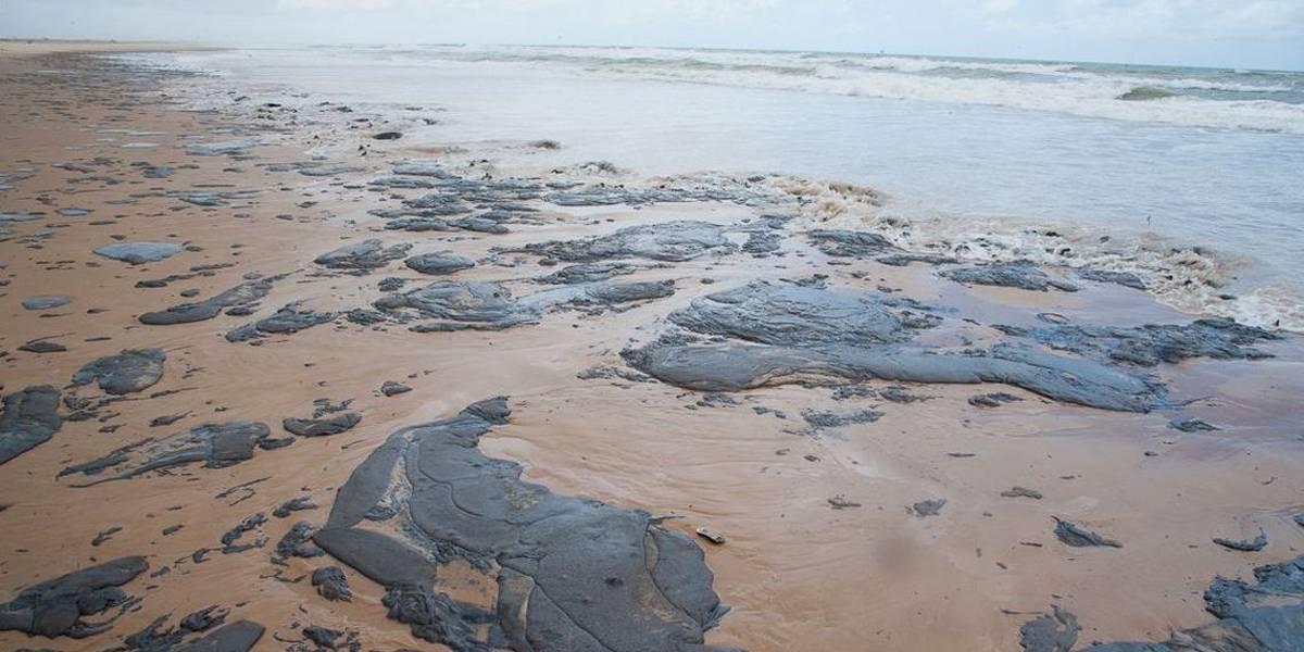 Navio grego é suspeito de derramamento de óleo no Nordeste, diz PF