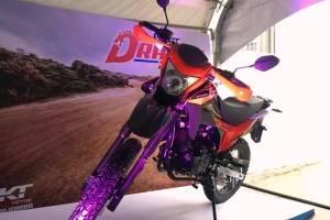 Motocicletas AKT La Curacao