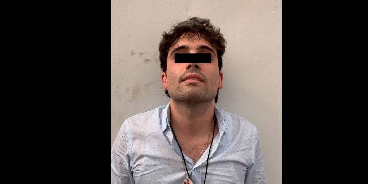 Confirman detención de Ovidio Guzmán López, hijo de El Chapo, en Culiacán
