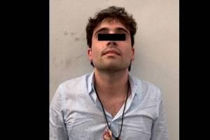Se confirma detención de Ovidio Guzmán López, hijo de El Chapo GUzmán, en Culiacán