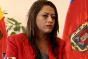Defensa de Paola Pabón pidió su liberación de forma inmediata y que se garantice su regreso al cargo