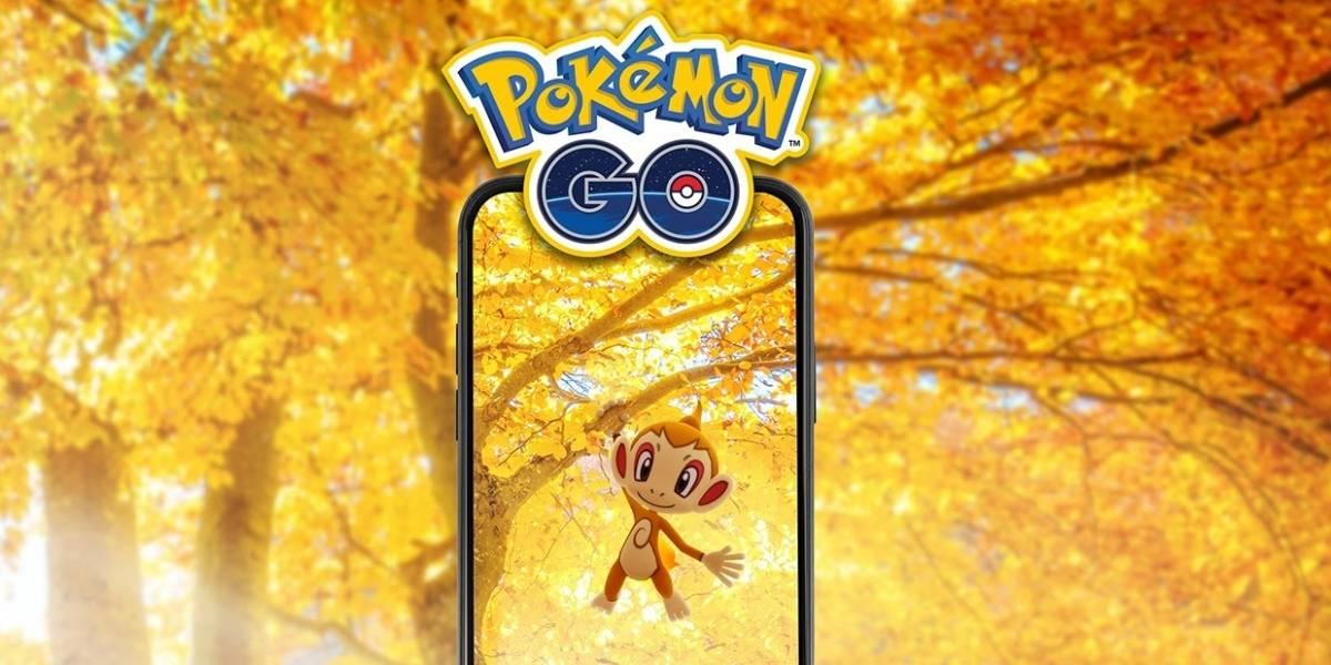 Pokémon GO dedica a Chimchar su Community Day de noviembre
