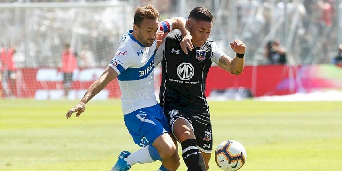 """Programación de la fecha 25: La UC puede ser campeón ante Colo Colo y la U juega otra """"final"""" con Everton"""