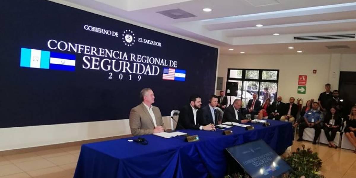 Ministros del Triángulo Norte de Centroamérica firman nuevo acuerdo con EE. UU.