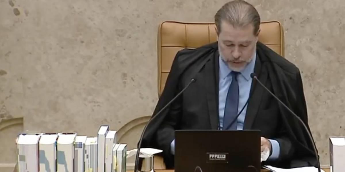 Grupo de 41 senadores assina carta a Toffoli pela prisão em segunda instância