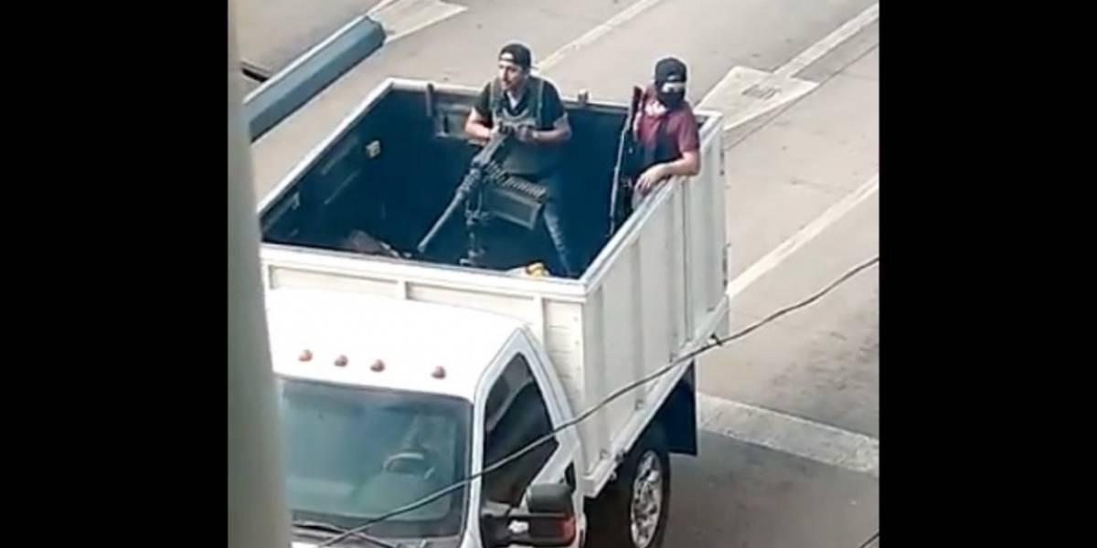 Detención de hijo de El Chapo desata balaceras en Culiacán