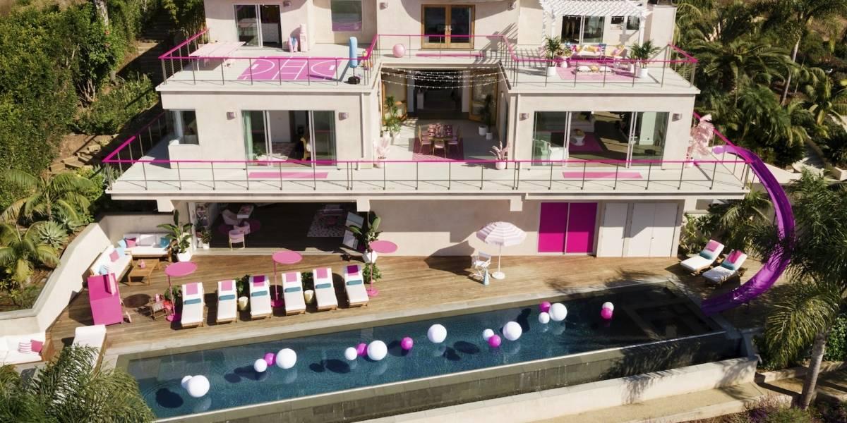 Casa Barbie enloquece a los clientes de Airbnb