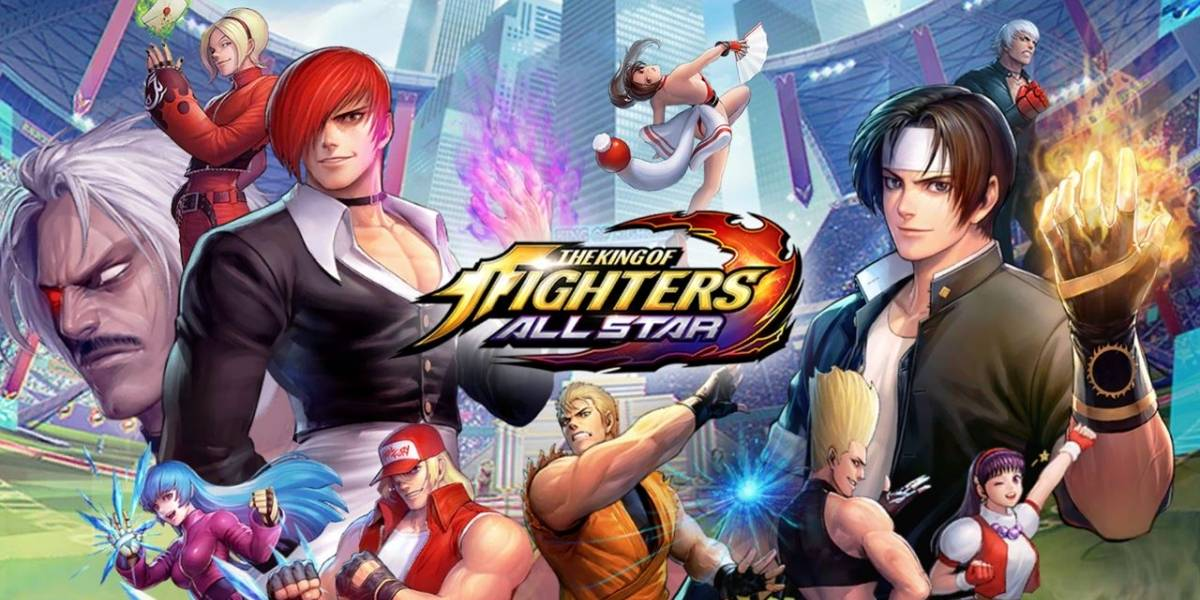 Game The King of Fighters AllStar chega na próxima semana para Android e iOS