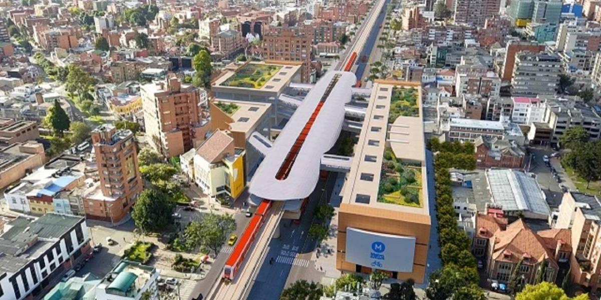 Dos tribunales rechazan medidas cautelares contra el Metro de Bogotá