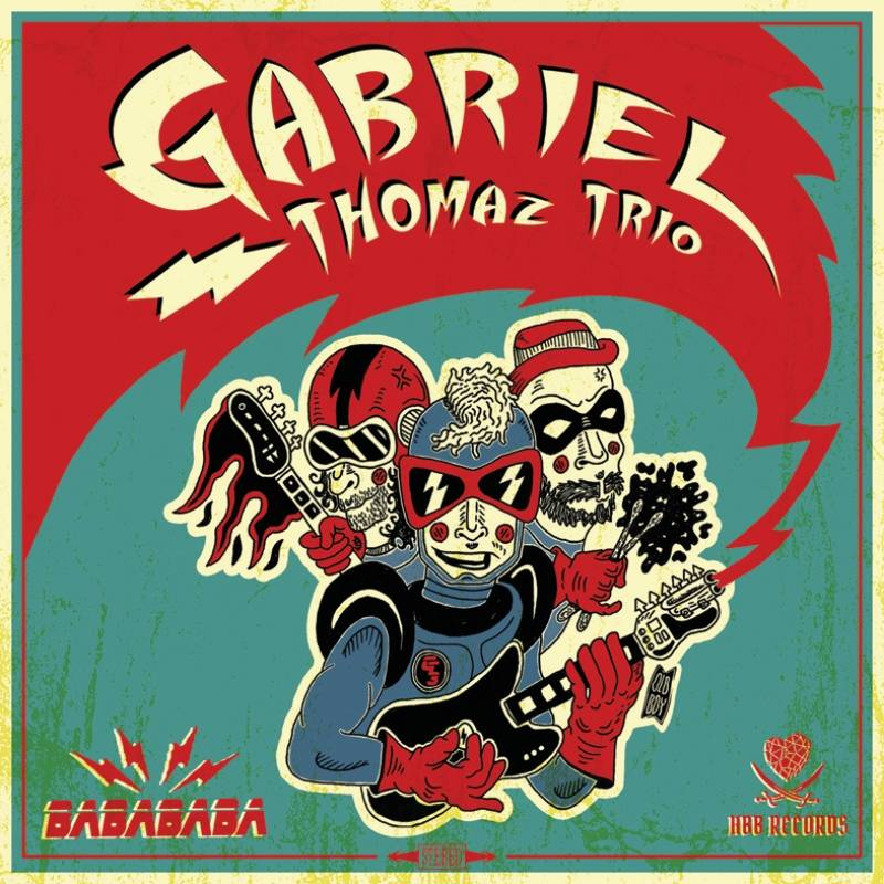 gabriel thomaz trio disco