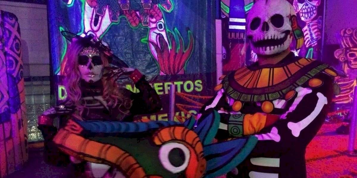 El Rey del Inframundo y las microestrellas celebrarán el día de muertos en la Arena México