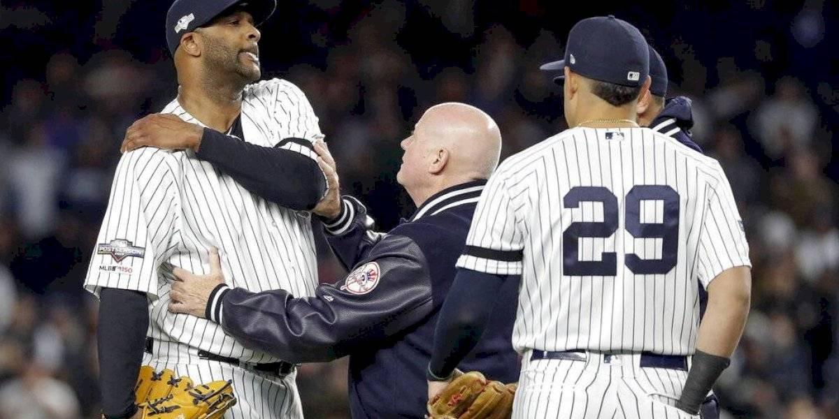 Yanquis tropiezan otra vez con los Astros y quedan al borde del abismo