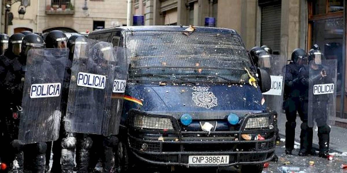 ¿Por qué se realizan las violentas protestas en Barcelona, España?