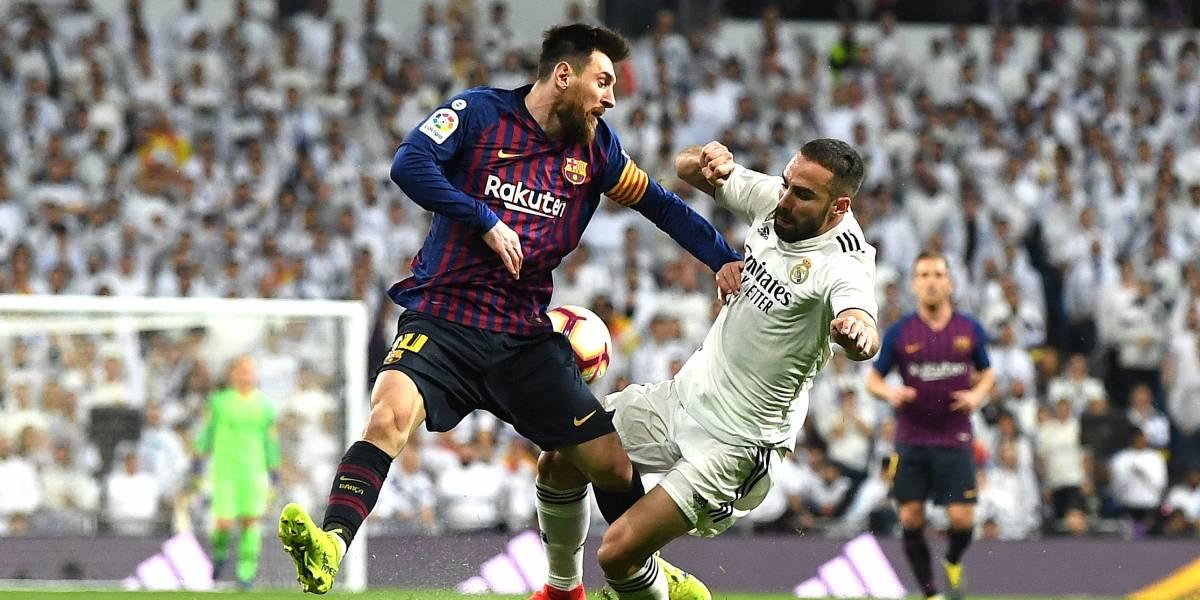 El malestar con Barcelona y Real Madrid por elegir jugar El Clásico el 18 de diciembre