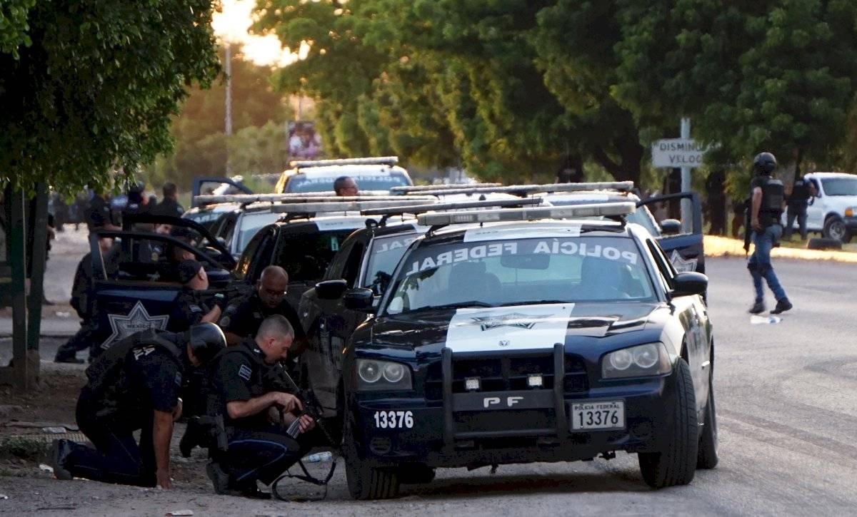 Ovidio Guzmán, hijo del Chapo Guzmán fue liberado, poco después de ser arrestado en la mexicana Culiacán EFE