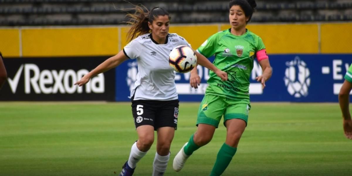 Copa Libertadores Femenina 2019 en vivo: Programación y resultados de Santiago Morning y Colo Colo