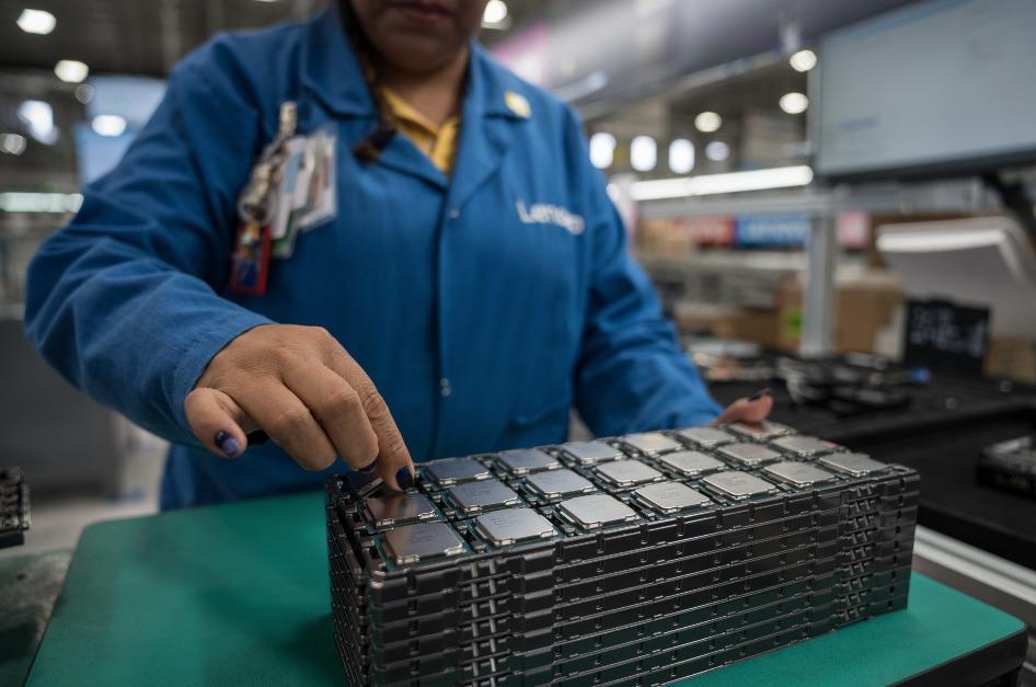 Intel Levono viaje