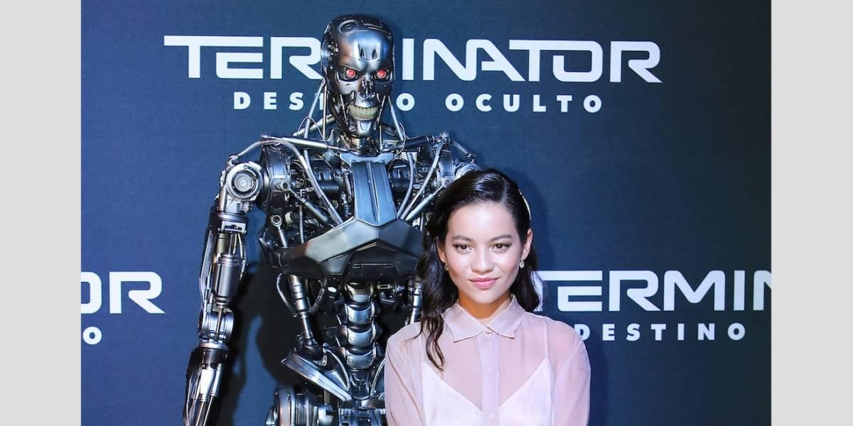 Actriz Natalia Reyes, quien actúa en 'Terminator', fue estafada por iglesia evangélica