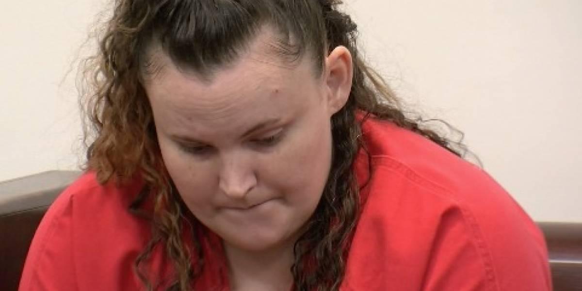 Mujer que tuvo bebé con niño de 11 años fue condenada a prisión
