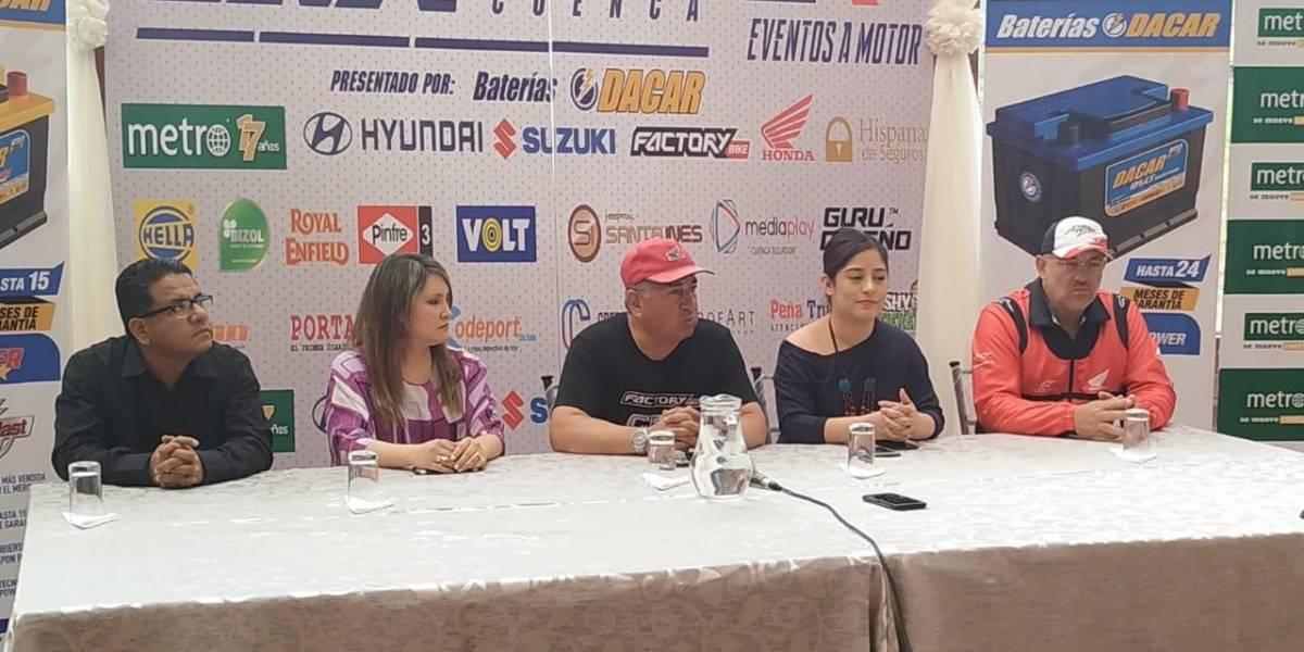 CRX Rally Cross Cuenca: Todo listo para un fin de semana tuerca