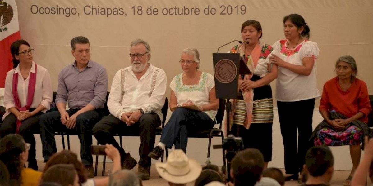 Ofrecen disculpa a indígenas tzeltales por detención ilegal, violación y tortura