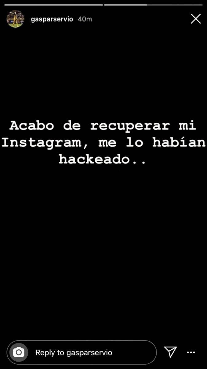 Jistorias de Instagram de Gaspar Servio causó indignación en México